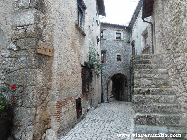 Dica de hotel no Abruzzo, centro da Itália