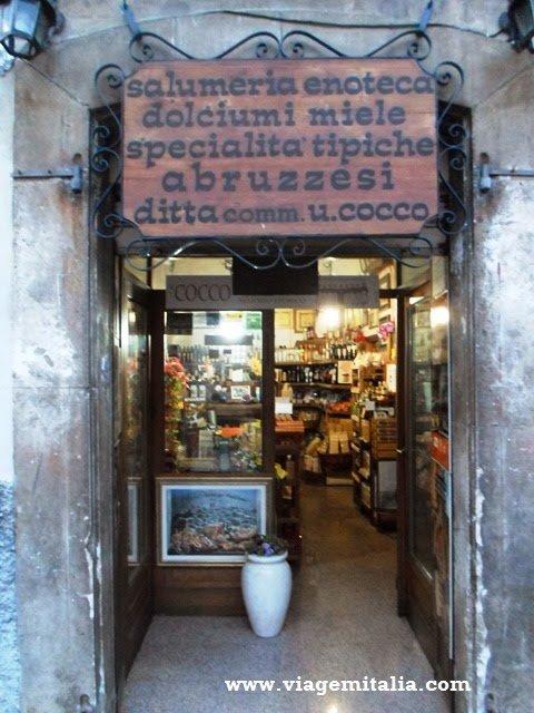 Dicas de viagem na Itália: Abruzzo. Scanno