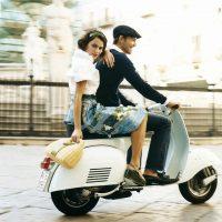 Dicas de passeios de Vespa na Itália