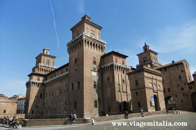 Castelo de Ferrara.