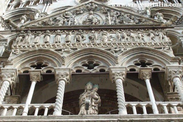 O que ver em Ferrara na Itália: Catedral