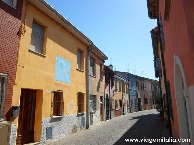 Burgo de San Giuliano em Rimini