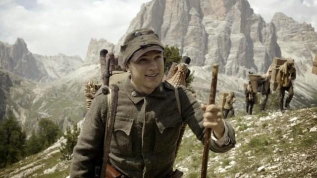 Filmes rodados na Itália: Cortina d'Ampezzo.