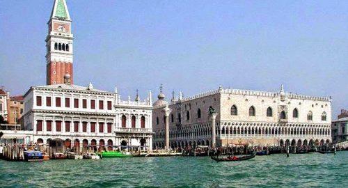 Passeios em Veneza.