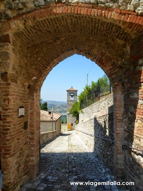Dicas de turismo na Itália: Verucchio