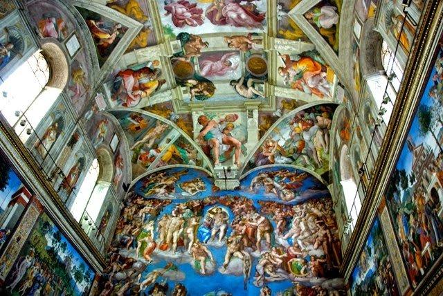 Opções de como visitar os Museus Vaticanos e a Capela Sistina
