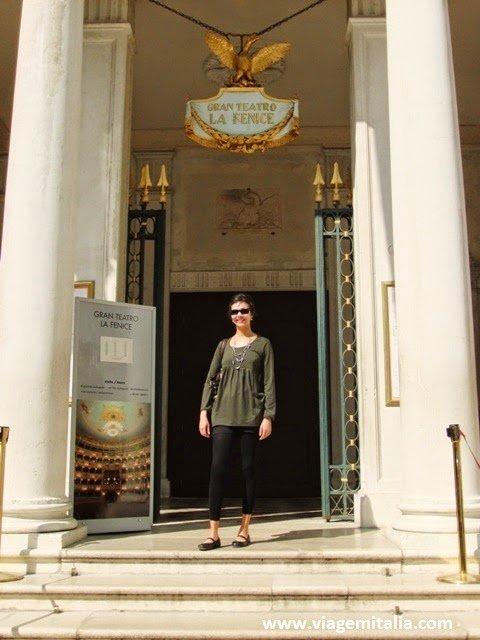 Dicas de Veneza: Teatro La Fenice