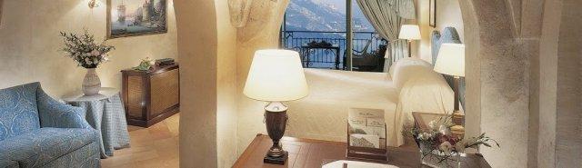 Hotéis baratos e de luxo na Costa Amalfitana