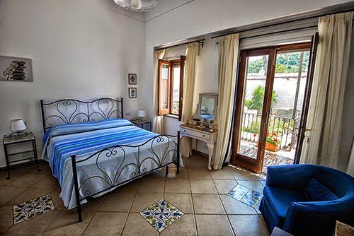 Dicas de hotéis baratos em Capri: Cama & Café (B&B)