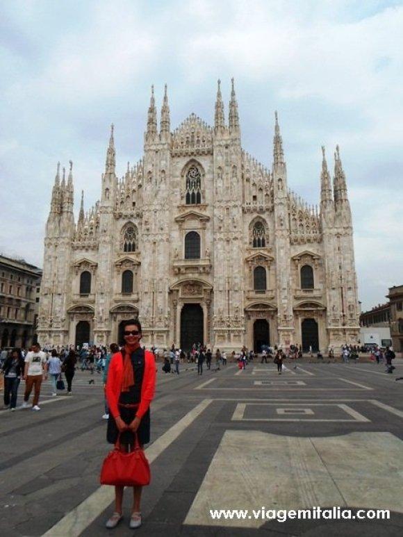 O que fazer em Milão. Duomo de Milão