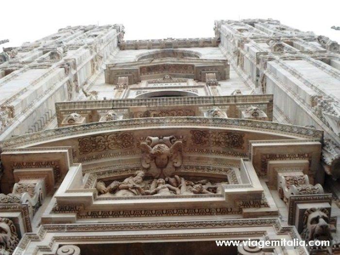 O que fazer em Milão. Catedral de Milão