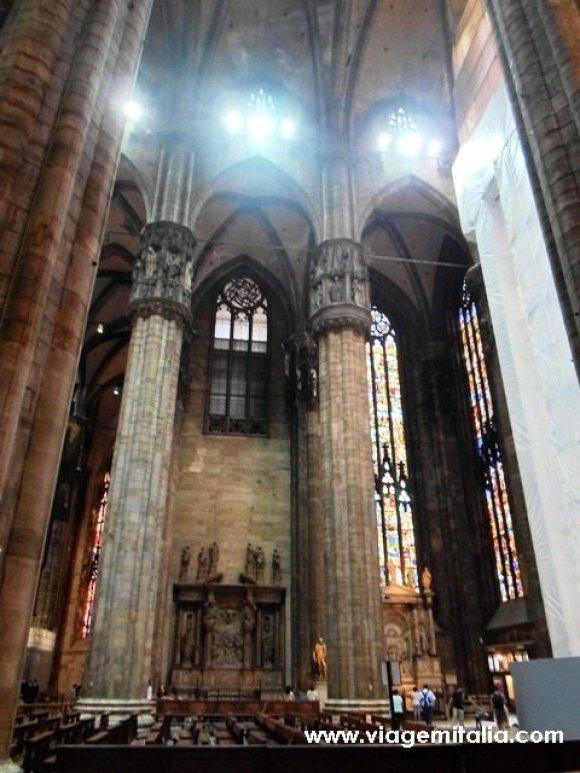 O que fazer em Milão. Duomo di Milão