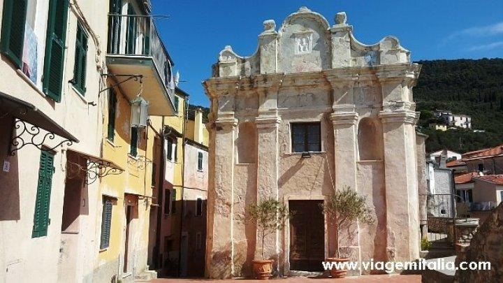 Dicas na Ligúria: Tellaro