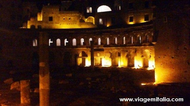 Mercado de Trajano em Roma