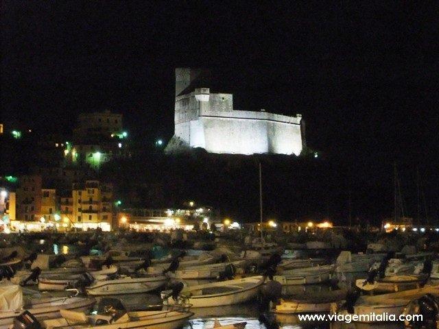 Dicas na Ligúria: Lerici