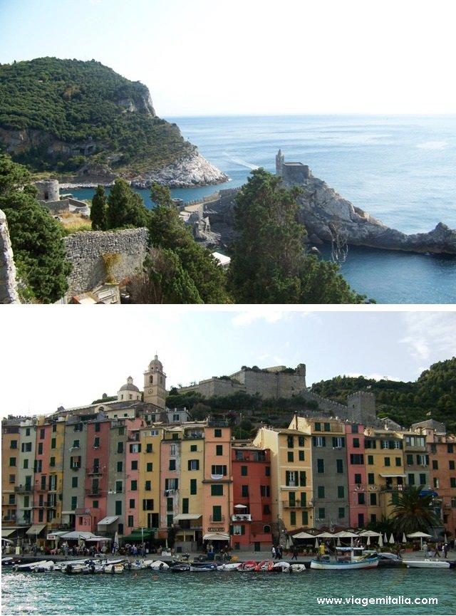 O que ver em Portovenere, Ligúria