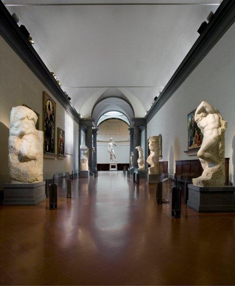 Galeria degli Uffizi e Galeria da Academia, Florença: Abertura noturna em 2016
