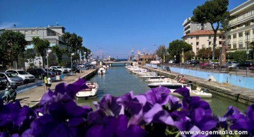 O que ver em Riccione, província de Rimini