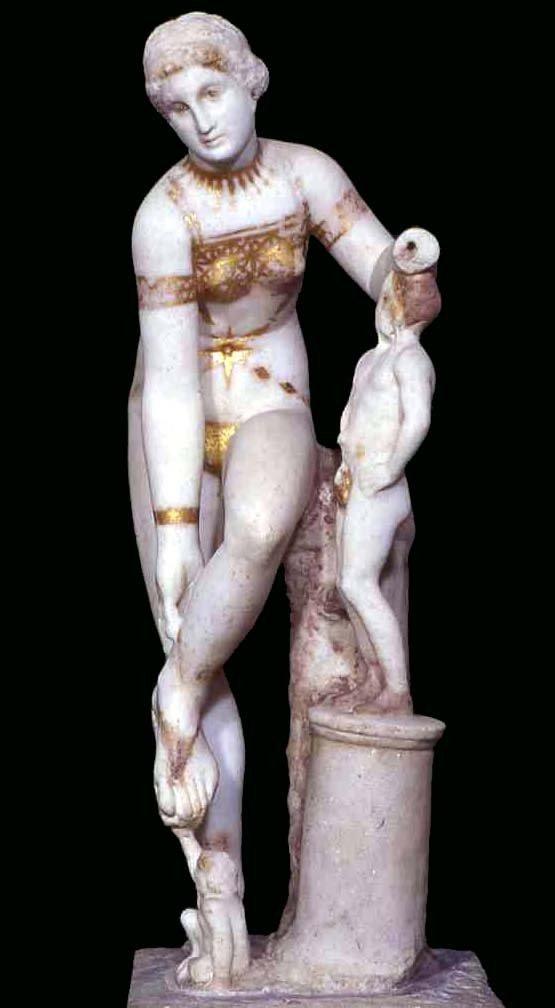 Origem do biquíni - Afrodite Biquini - Napoles