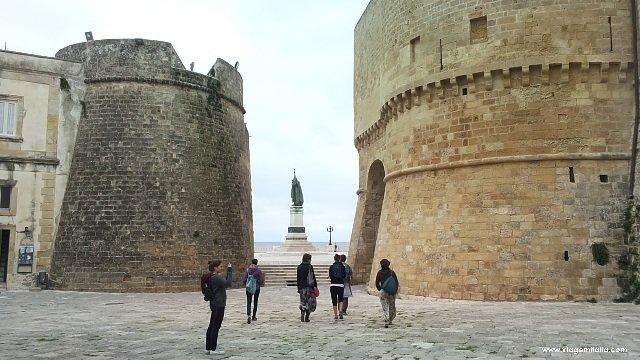 Dicas em Otranto e o misterioso mosaico da sua catedral