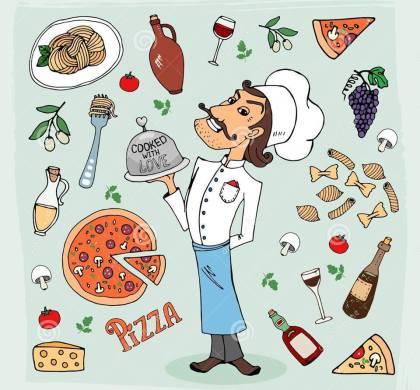 🍽️ Pecado da gula: algumas especialidades da gastronomia romana