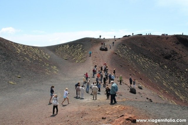 Vulcões italianos: como subir o Etna
