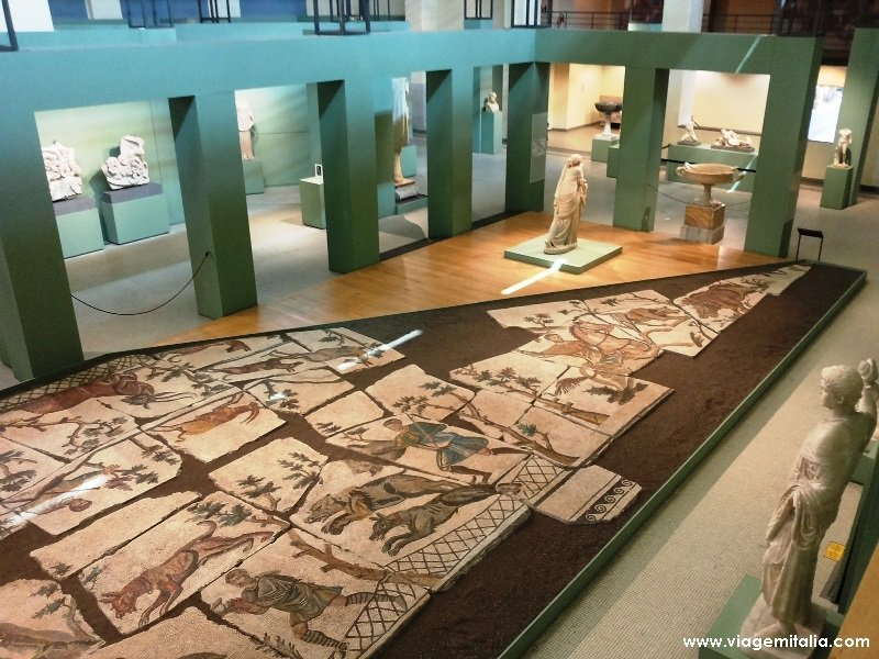 🏺 Dicas de 2 museus arqueológicos em Roma: Mercado de Trajano e Central Montemartini