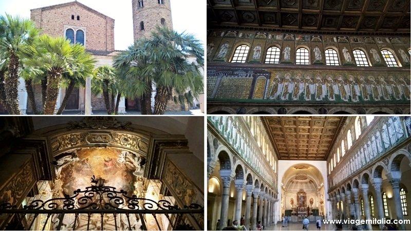 O que ver em Ravenna: Basílica de Sant'Appolinare Nuovo