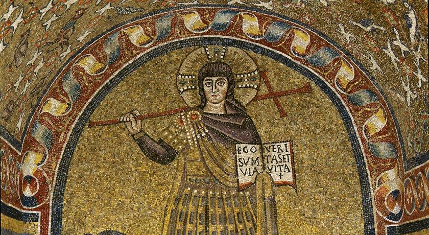 Capela de Santo André. Foto: Turismo de Ravenna.