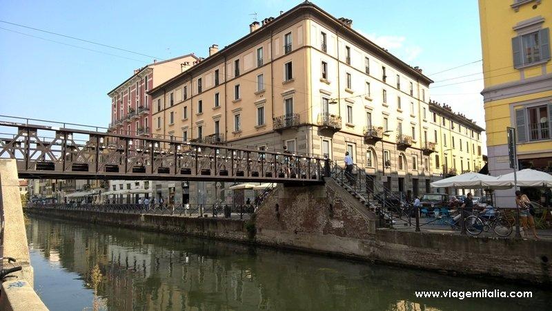 HIstória e curiosidades de Naviglio, Milão