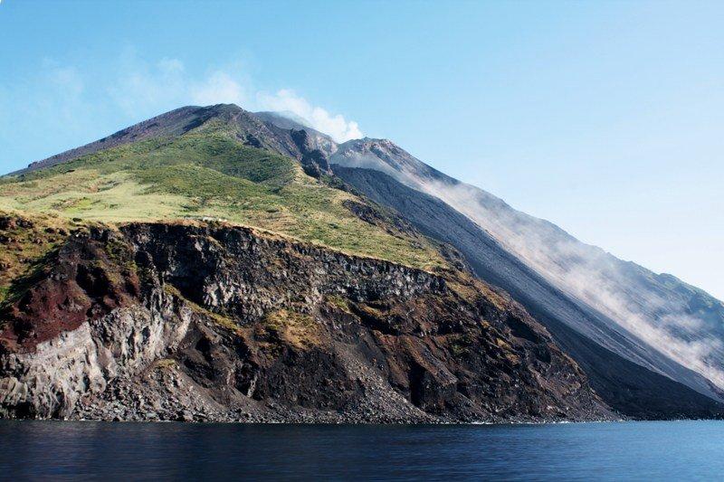 Vulcões na Itália - Stromboli, Ilhas Eólias