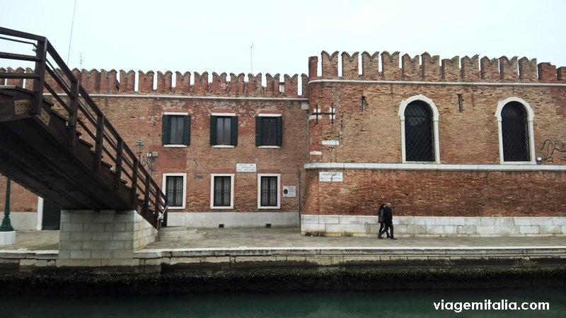 Arsenal de Veneza, Vêneto