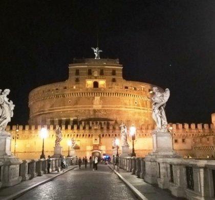 🏰 Castelo Sant'Angelo, Roma: novo percurso, app, wi-fi e Castelo Secreto