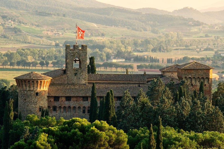 🏰 Castelos e fortalezas de norte a sul da Itália abertos para visitação