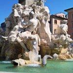 10 fontanas para você apreciar em Roma. Chafarizes na Praça Navona
