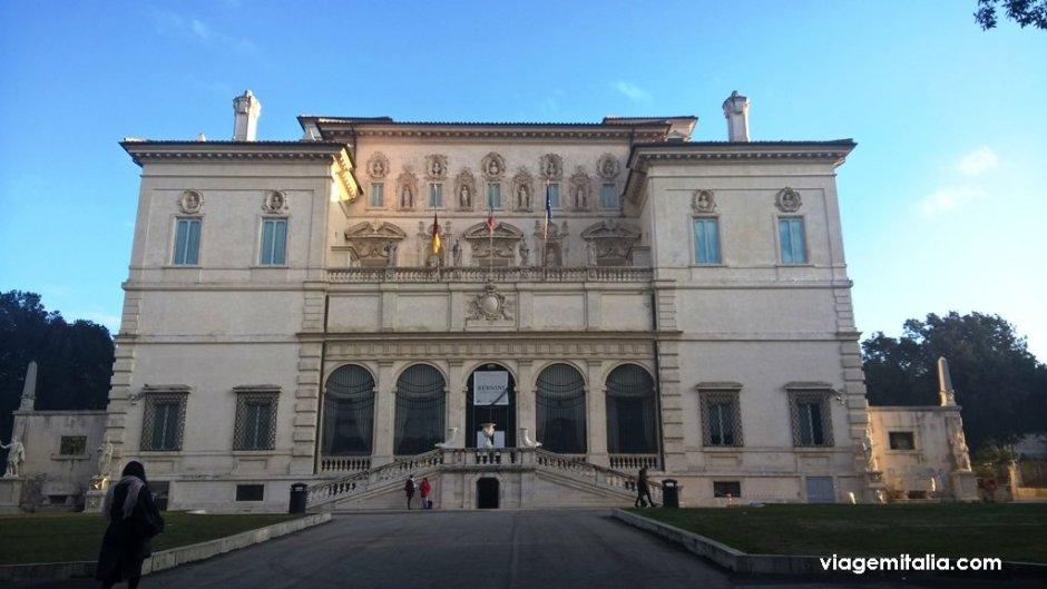 Galeria Borghese, Roma.