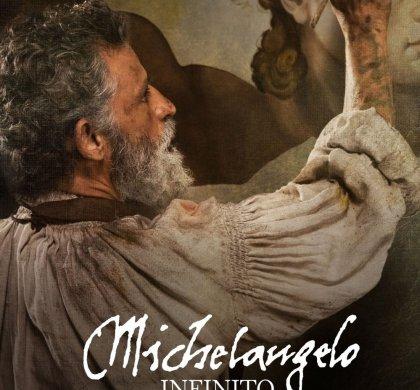🎬 Michelangelo. Infinito. O mais novo filme sobre o gênio italiano
