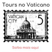 Tours em português no Vaticano