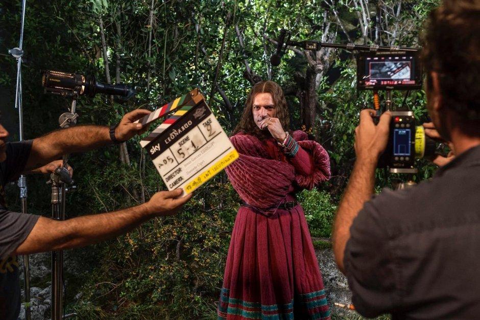 📽️ Filmes sobre Leonardo da Vinci