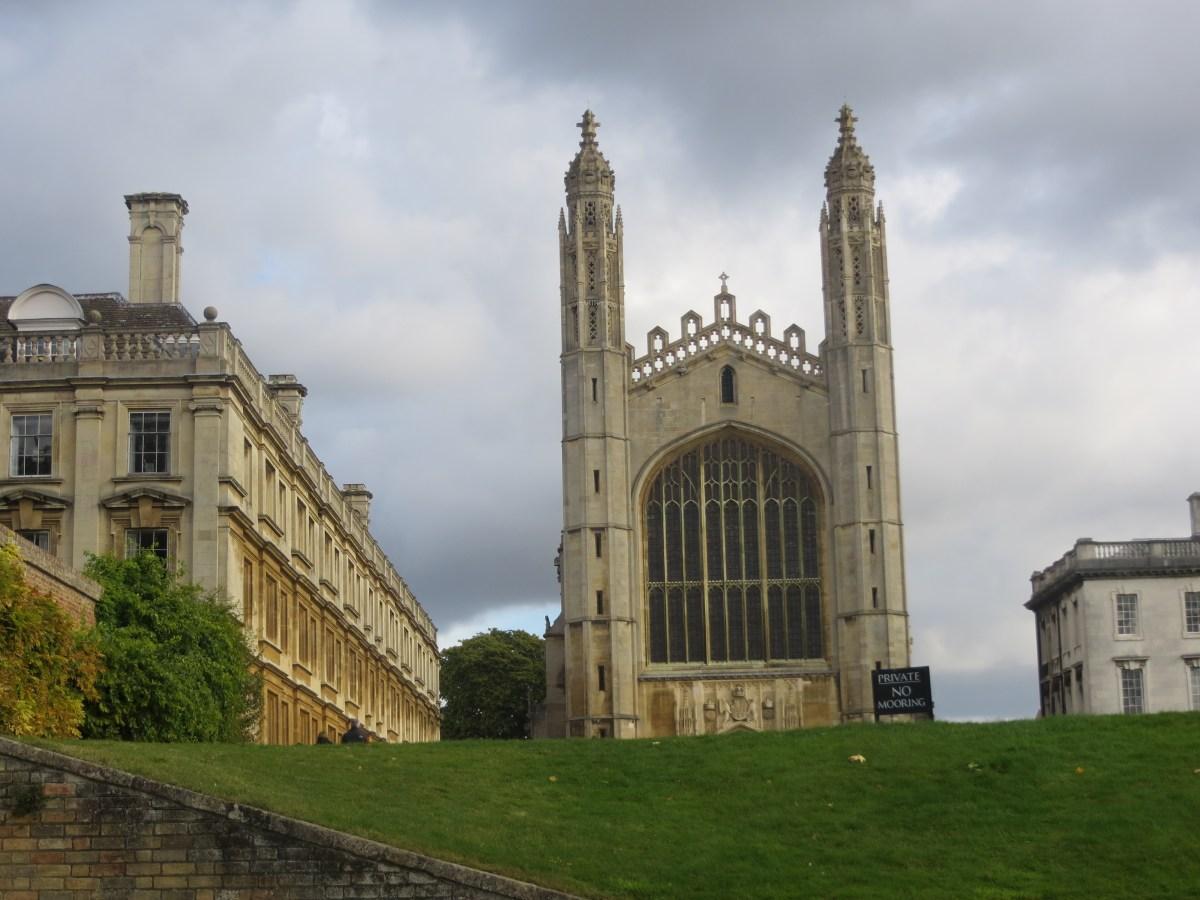 Cambridge, a cidade com uma das melhores faculdades do mundo
