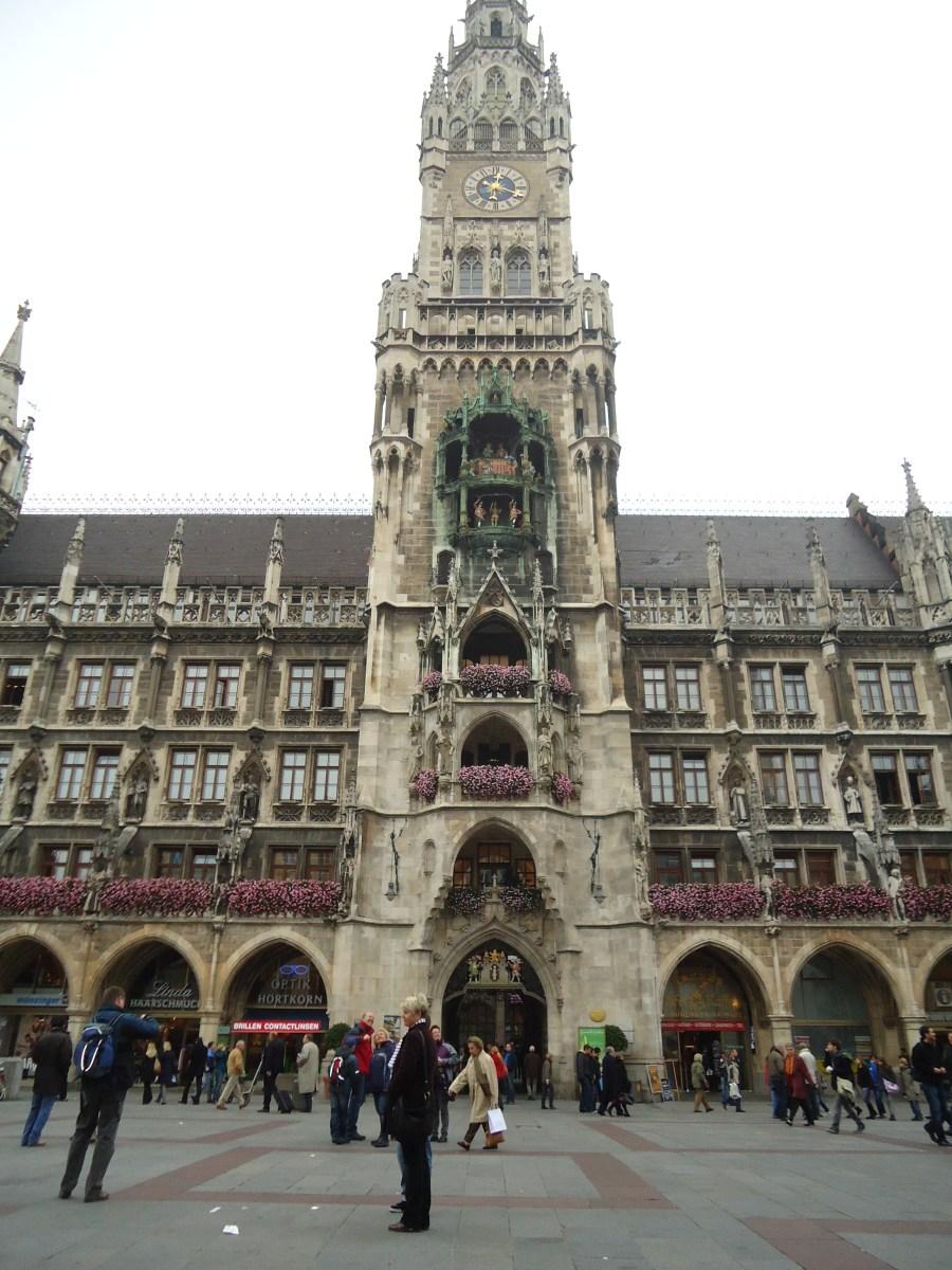 Conhecendo a linda e animada Munique