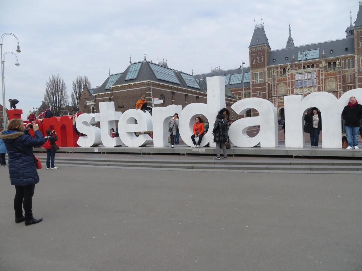 Amsterdam e a linda cidade Haarlem