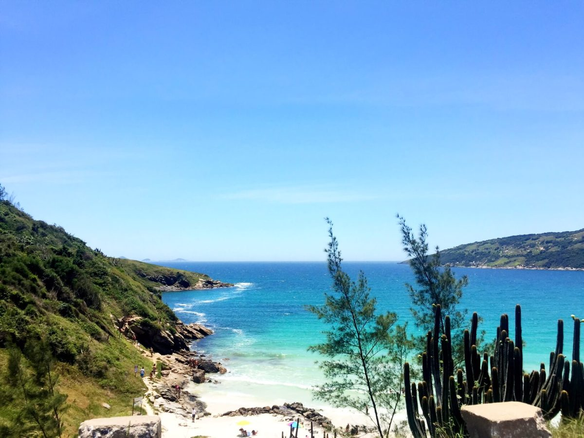 Arraial do Cabo no verão