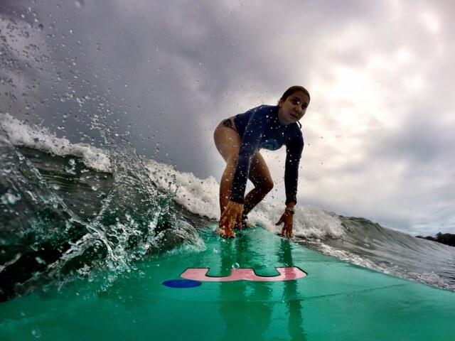 Aula de Surf com Jeri Sports