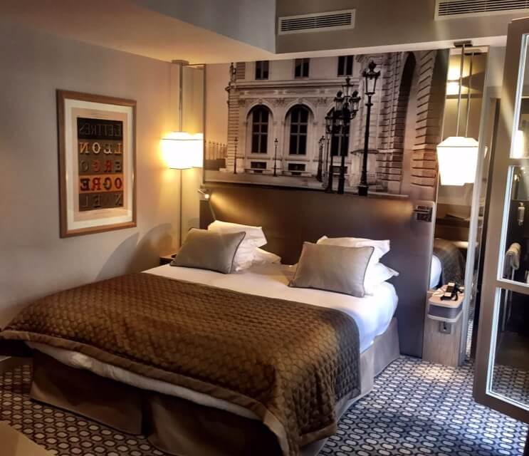 Hotel La Lanterne - Saint Germain des Près - Paris