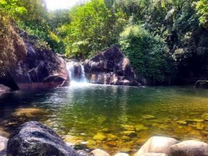 Cachoeira Poção da Maromba