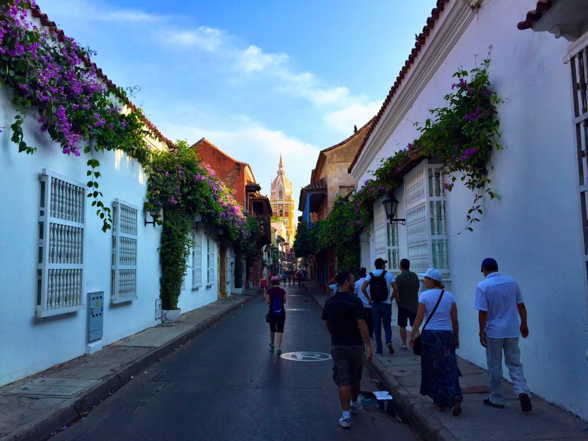 Cartagena: Onde ficar