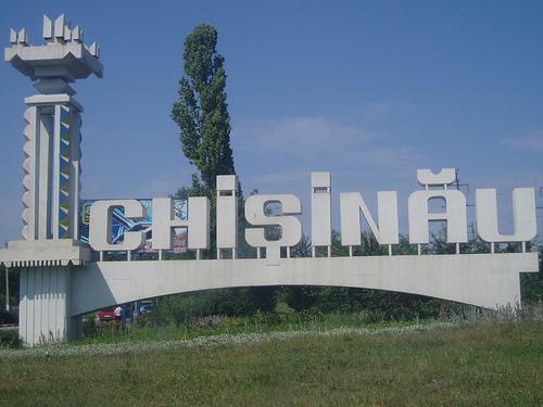 Chisinau: Capitale Moldavia