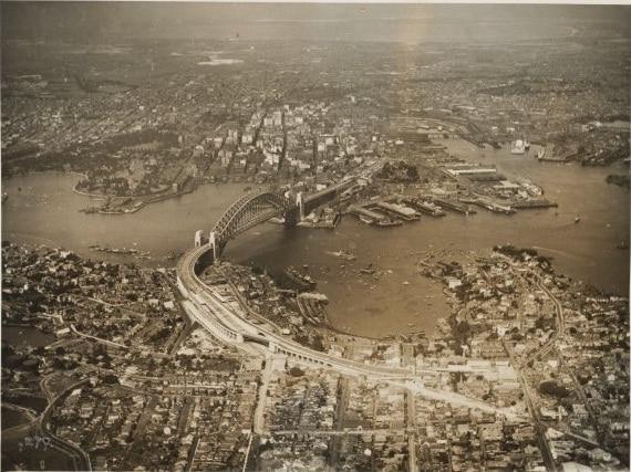 Sydney Harbour nel 1932