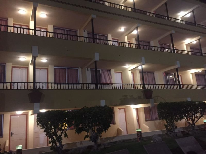 Le camere all'Hovima Jardin Caleta